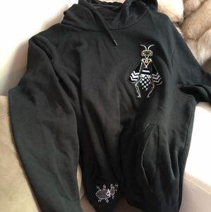 Fendi hoodie jacket